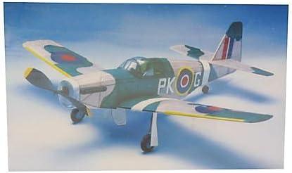 Dumas P-51B Mustang Kit 218 Wingspan 444mm: Amazon.es: Juguetes y juegos
