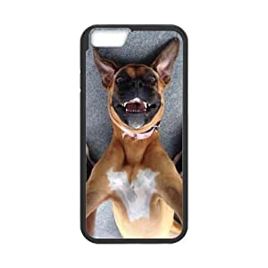 IPhone 6 Case I'm Pretty Sure Somebody Took this Picture of my Dog,dog Take Photo, [Black]