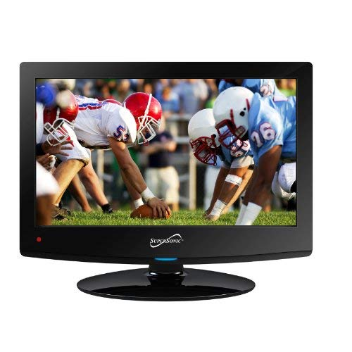 Supersonic 15 Class LED HDTV with USB and HDMI Input ()