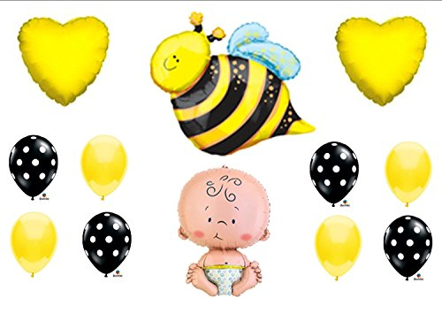what bee shower gender reveal