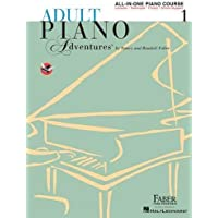 Faber Piano Adventures: Adult Piano Adventures All-in-One Lesson Book 1