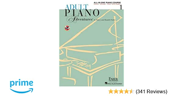 Bastien Piano For Adults 1 Learn to Play Present Gift MUSIC BOOK Piano
