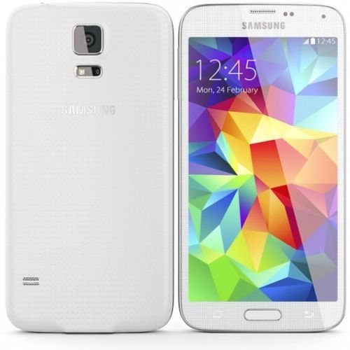 New Smart Phone Samsung Galaxy S5 SM-G900 White (FACTORY UNLOCKED) 5.1
