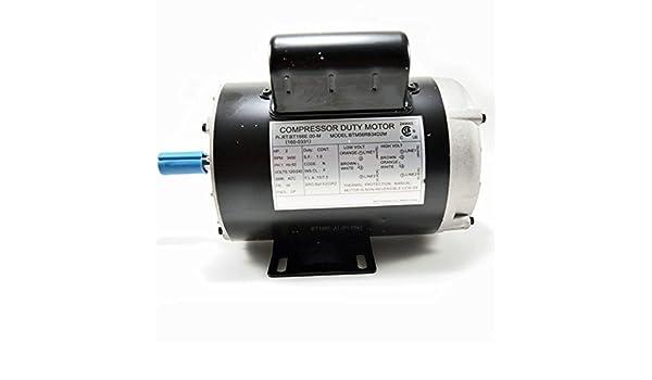 Kobalt (Coleman) 160 - 0264 Compresor De Aire Motor: Amazon.es: Bricolaje y herramientas