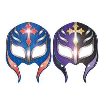 Wwe Paper Masks (Wwe Paper Mask 8 Count-2Pack)