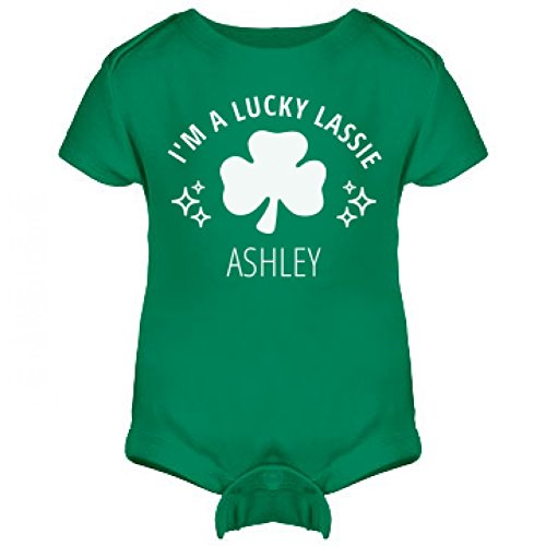 st-patricks-im-a-lucky-lassie-ashley-infant-rabbit-skins-lap-shoulder-creeper