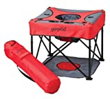 KidCO – GoPod, Portable Baby Activity Station – Cardinal