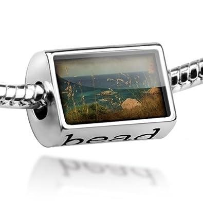 Amazon Com Beads Beach Pandora Charm Bracelet Compatible Jewelry
