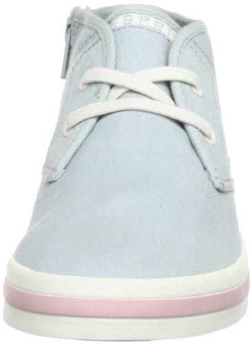 Bootie Sneaker ESPRIT Lace Milly Q13006 zinco 061 Damen Grau xpxwXvEqA