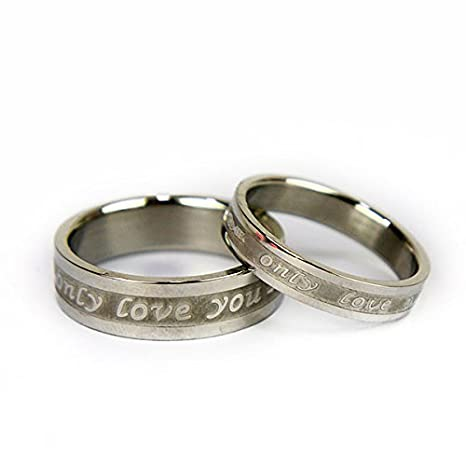 Archies You Me Love Couple Rings