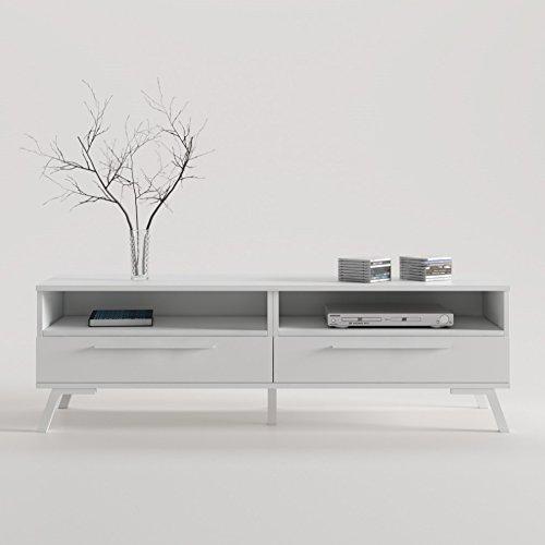 CajonesUnicos - Mueble televisión con dos cajones pata ...