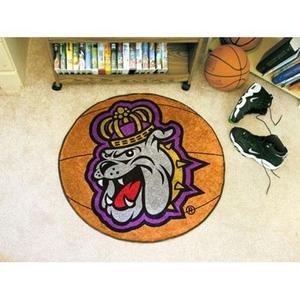 Fanmats James Madison University Basketball Rug