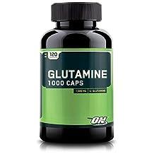 Optimum Nutrition Glutamine 1000 mg 120 Capsules