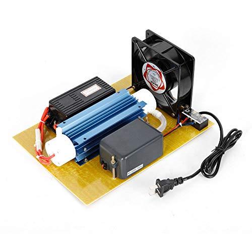 TFCFL Ozone Generator Machine Home Quartz Tube Air Purifier Air Ioniser Cleaner 7g