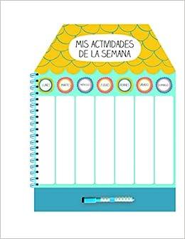 Mi primera agenda semanal: Amazon.es: Vv.Aa: Libros