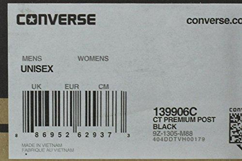 Converse Unisex Kastar Taylor? All Star? Premium Flag Svarta Mens 11 Medel