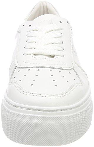 Blanc O'Polo Marc Sneaker Femme 100 White Baskets 80114463503102 OXAXRT