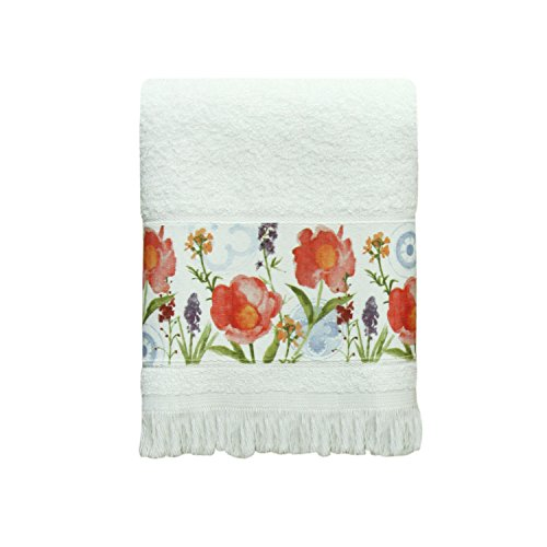 Bacova Guild 47598 Merry May Fingertip Towel by Bacova Guild