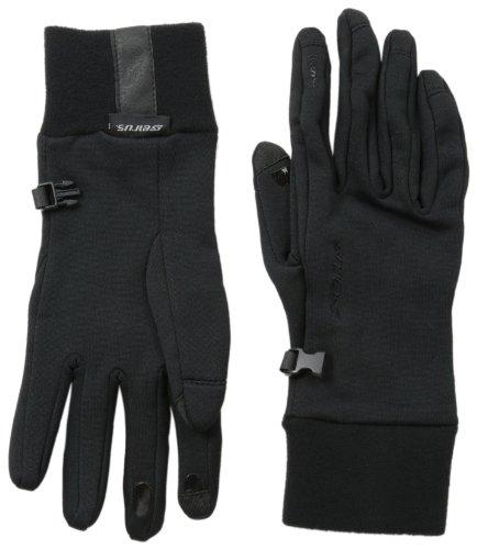 seirus-innovation-soundtouch-powerstretch-gloves-black-small-medium