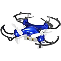 DOYUSHA 2.4GHz Built-in camera Small drone Sky Shot MODE2 (Blue)【Japan Domestic genuine products】