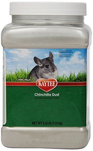 Kaytee Chinchilla Dust, 2.5 (Chinchilla Dust)