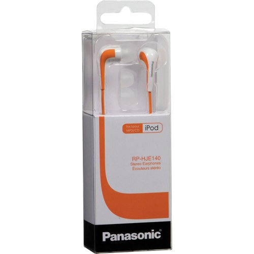 Panasonic RPHJE140D L Shape In Ear Earbud
