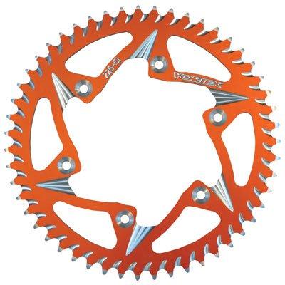 Vortex 520 Aluminum Rear Sprocket 50 Tooth Orange for KTM 350 EXC-F 2012-2018
