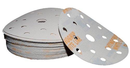 Indasa Ø 150mm 15trous excentrique Disques abrasifs Grain 500(50feuilles)