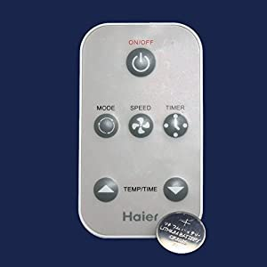 New HAIER AC Remote Control AC-5620-30 AMANA HEC COMFORT-AIRE