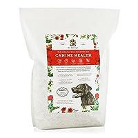 Comida para perros milagros para la salud canina del Dr. Harvey, mezcla de base deshidratada de grado humano para perros con granos enteros orgánicos y verduras