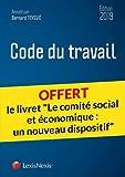 Code du travail 2019: Livret comparatif - Le comité social et économique : un nouveau dispositif