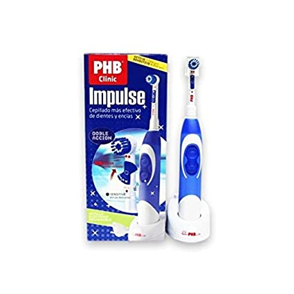 PHB® Clinic Impulse Cepillo eléctrico recargable