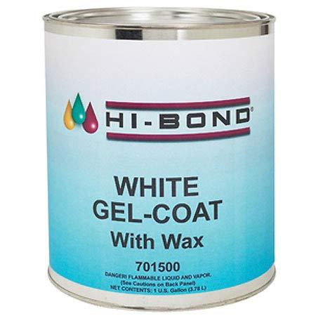 (Hi-Bond White Gel Coat With Wax Pt)