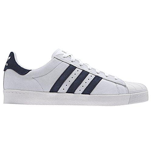 Adidas Superstar Vulc Adv - Crywht / Conavy Ftwwht Blanc