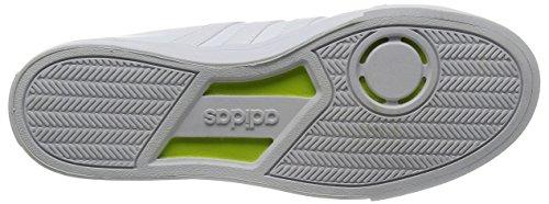 Chaussures Super White Cloudfoam ftwr Hommes Pour Matte Blanc Daily Argent Cass Mat De Ftwr Silver Basket Adidas ItFwqFPr