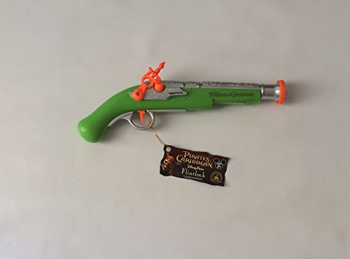 Disney Parks Pirates of the Caribbean Flintlock Toy Gun Pirates Pistol (Pirates Of The Caribbean Pistols)