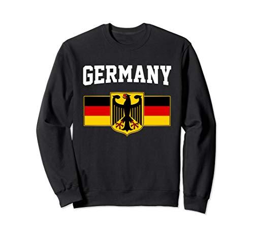 Germany German Flag Sweatshirt