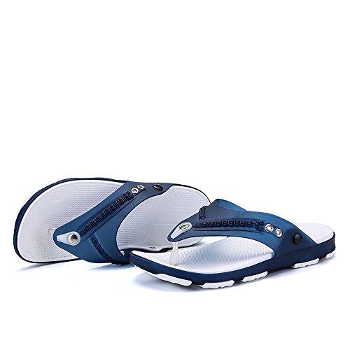 Sandalias Vertvie Sandalias Sandalias Antideslizantes Zapatillas Azul