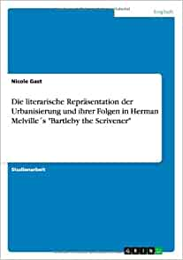 a review of herman melvilles bartleby the scrivener Title: bartleby, the scrivener source: nineteenth-century literature criticism the scrivener as one of herman melville's most widely known and most enigmatic works of short , the lawyer finds his misgivings confirmed when he asks bartleby to help him review a document for possible.