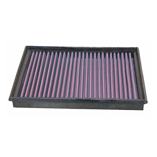 K&N 33-2543 High Performance Replacement Air Filter