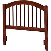 Windsor Headboard, Twin, Walnut
