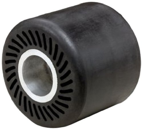 3M 3 1/2 in dia x 3 in width - Rubber Slotted Expander Wheel - 28349 [PRICE is per WHEEL]