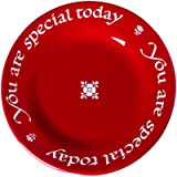 You Are Special Today Red Plate [With Red Pen]
