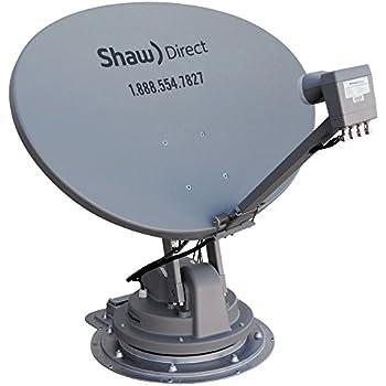 Amazon Com Satellite Oasis Directv Hd Satellite Dish Rv