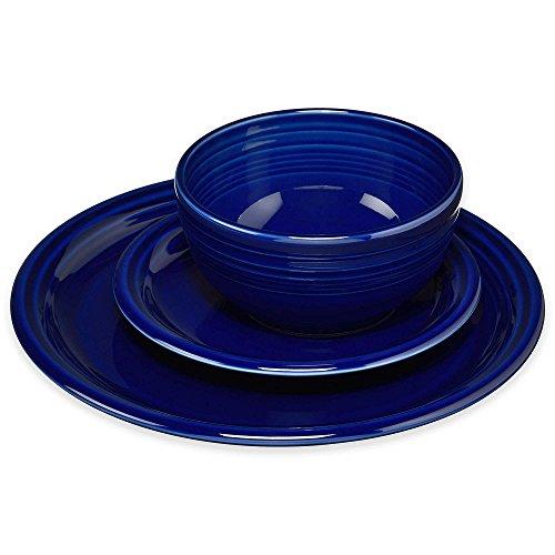 Fiesta 3 Piece Bistro Set, Cobalt Blue]()