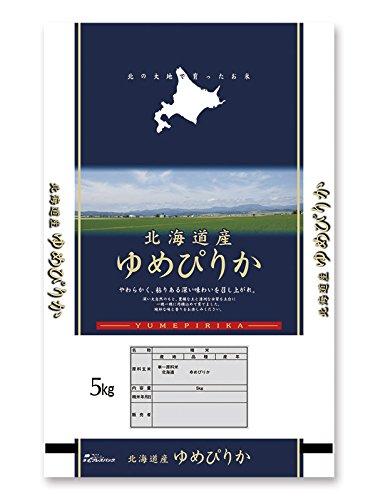 米袋 ポリポリ ネオブレス 北海道産ゆめぴりか 北の空 10kg 1ケース(500枚入) MP-5009 B078TBPJGR 1ケース(500枚入) 10kg用米袋