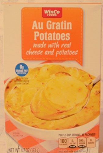 Price comparison product image Winco Brand Au Gratin Potatoes - Single Pack