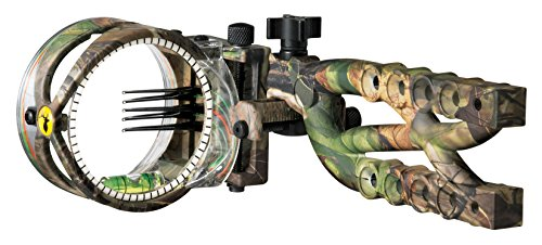 - Trophy Ridge AS635 Cypher .019 Micro Adjust Bow Sight, Camo, 5 Pin