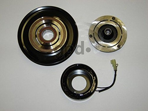 Global Parts Distributors 4321299 New Air Conditioning Clutch