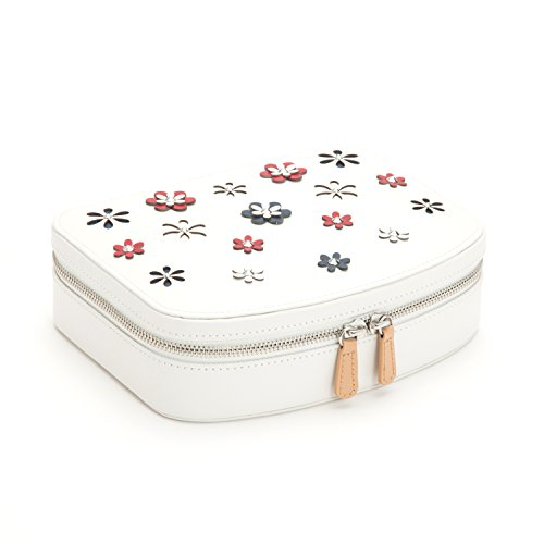 WOLF Blossom Travel Case, Small, - Blossom Jewelry Case